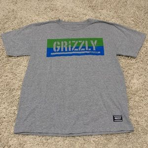 Grizzly griptape T-shirt